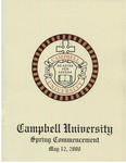 Spring Commencement (2008) by Campbell University