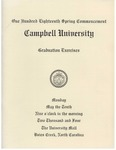 One Hundred Eighteenth Spring Commencement (2004)