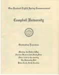 One Hundred Eighth Spring Commencement (1994)