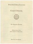 Ninety-Seventh Spring Commencement (1983)
