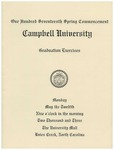 One Hundred Seventeenth Spring Commencement (2003)