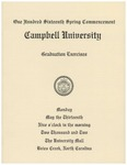 One Hundred Sixteenth Spring Commencement (2002)