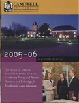 2005-2006 Placement Bulletin