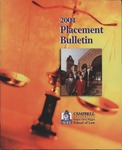 Campbell University School of Law 2004 Placement Bulletin